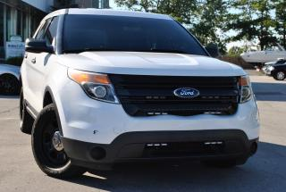 Used 2013 Ford Explorer Ex-Police Interceptor for sale in Oakville, ON