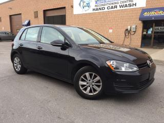 Used 2016 Volkswagen Golf Trendline - 1.8 TSI - Back Up Camera - Alloys for sale in Aurora, ON