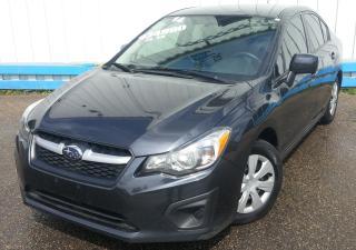 Used 2014 Subaru Impreza 2.0i AWD for sale in Kitchener, ON