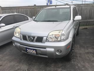 Used 2006 Nissan X-Trail Bonavista 4x4!! Auto!! for sale in Niagara Falls, ON