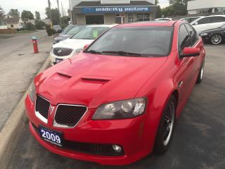 Used 2009 Pontiac G8 for sale in Niagara Falls, ON