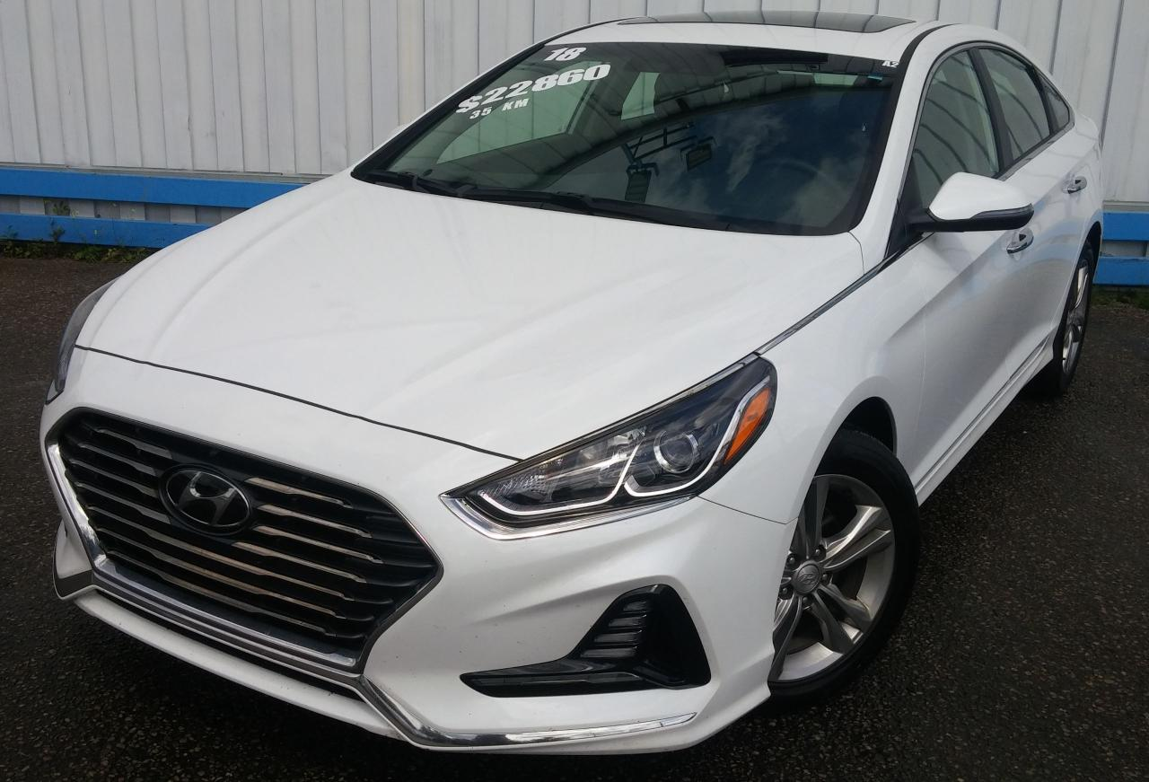 2018 Hyundai Sonata GLS *LEATHER-SUNROOF*