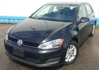 Used 2015 Volkswagen Golf TSI Trendline *HEATED SEATS* for sale in Kitchener, ON