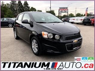 Used 2014 Chevrolet Sonic LT-Camera-Heated Seats-Remote Start-BlueTooth-XM- for sale in London, ON