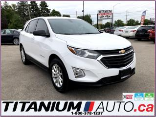 Used 2018 Chevrolet Equinox Camera-Apple Play-Heated Seats-Smart Remote Start- for sale in London, ON