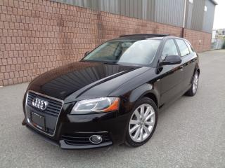 Used 2010 Audi A3 2.0T - QUATTRO - S LINE - PANO ROOF - LED LIGHTS for sale in Toronto, ON