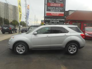 Used 2010 Chevrolet Equinox 1LT/ ALLOYS / NEW BRAKES / REMOTE STARTER / 4CYL / for sale in Scarborough, ON