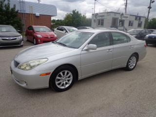 Used 2005 Lexus ES 330 CERTIFIED for sale in Kitchener, ON