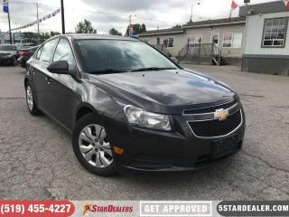 Used 2014 Chevrolet Cruze 1LT | ONE OWNER | GREAT VEHICLE for sale in London, ON