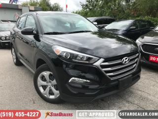 Used 2017 Hyundai Tucson | ONE OWNER | CAM | HEATED SEATS for sale in London, ON