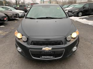 Used 2015 Chevrolet Sonic for sale in London, ON