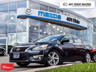 Used 2014 Nissan Altima 2.5 SV, FINANCE AVAILABLE, BLUETOOTH for sale in Mississauga, ON