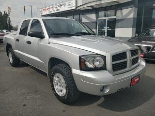 Used 2007 Dodge Dakota SLT 4.7L V8 MAGNUM 4x4 **ONLY 156, 000KMS** for sale in Langley, BC