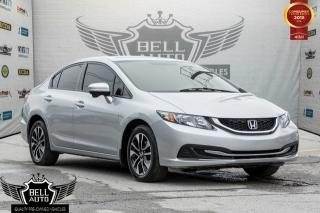 Used 2014 Honda Civic EX BACK-UP, LANE DEP CAM, SUNROOF, ALLOY WHEELS for sale in Toronto, ON