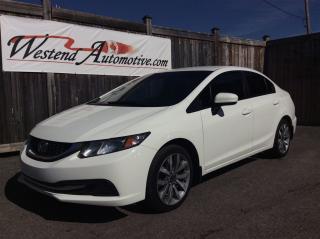 Used 2015 Honda Civic SEDAN LX for sale in Stittsville, ON