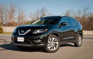 2015 Nissan Rogue FULLY FULLY LOADED SL 37,000KM