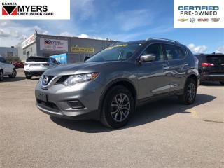 Used 2015 Nissan Rogue S for sale in Ottawa, ON
