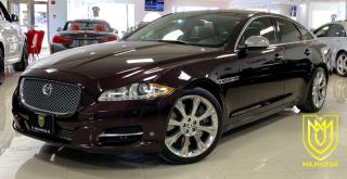 Used 2012 Jaguar XJ Supercharged for sale in North York, ON