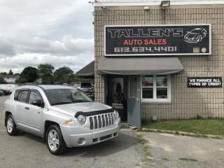 Used 2009 Jeep Compass Sport for sale in Kingston, ON