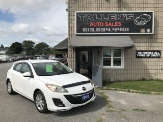 Used 2010 Mazda MAZDA3 for sale in Kingston, ON
