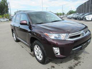 Used 2012 Toyota Highlander HYBRID - for sale in Toronto, ON
