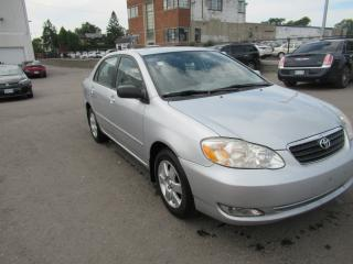 Used 2006 Toyota Corolla LE for sale in Toronto, ON