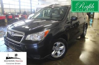 Used 2014 Subaru Forester 2.5i at for sale in North York, ON