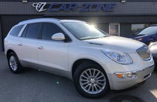 Used 2012 Buick Enclave CXL, LEATHER, DUAL SUNROOF, BACKUP for sale in Calgary, AB