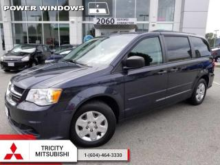Used 2013 Dodge Grand Caravan SE for sale in Port Coquitlam, BC