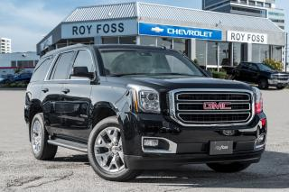 Used 2016 GMC Yukon SLT Nav Roof Dvd Tow Pkg for sale in Thornhill, ON