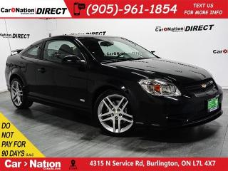 Used 2010 Chevrolet Cobalt SS|TURBOCHARGED|ONE PRICE INTEGRITY| for sale in Burlington, ON