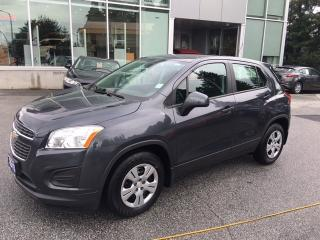 Used 2015 Chevrolet Trax LS for sale in Burnaby, BC