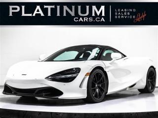 Used 2019 McLaren 720S SPORT EXHAUST, CARBON FIBER, BOWERS & WILK for sale in Toronto, ON