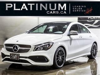 Used 2018 Mercedes-Benz CLA 250 4MATIC,AMG, PANO,POWER SEATS CLA for sale in Toronto, ON