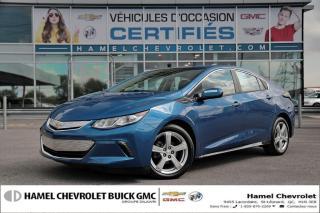 Used 2017 Chevrolet Volt for sale in St-Léonard, QC