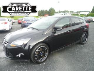 Used 2014 Ford Focus SE for sale in East broughton, QC