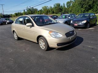 Used 2010 Hyundai Accent 91k auto a/c safetied we finance L for sale in Madoc, ON