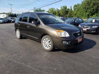 Used 2012 Kia Rondo 161k safetied we finance EX Premium for sale in Madoc, ON