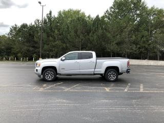 Used 2016 GMC Canyon All Terrain Crew Cab 4X4 for sale in Cayuga, ON
