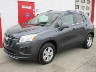 Used 2014 Chevrolet Trax LT for sale in Calgary, AB