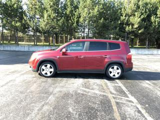 Used 2012 Chevrolet Orlando LTZ FWD for sale in Cayuga, ON