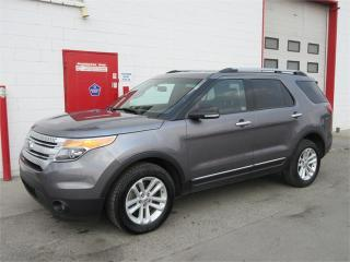Used 2014 Ford Explorer XLT for sale in Calgary, AB