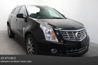 Used 2015 Cadillac SRX Premium Nav Cuir for sale in Terrebonne, QC