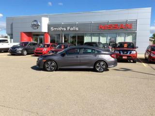 Used 2017 Honda Civic Coupe EX-T CVT HS for sale in Smiths Falls, ON