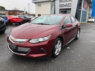 Used 2016 Chevrolet Volt LT for sale in St-Hyacinthe, QC