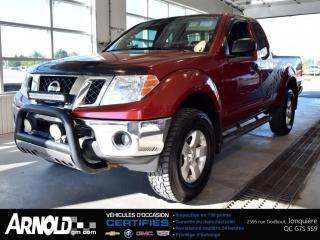 Used 2012 Nissan Frontier SV for sale in Jonquière, QC