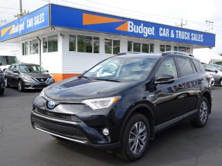 Used 2017 Toyota RAV4 Hybrid Hybrid, All Wheel Drive, Bluetooth for sale in Vancouver, BC