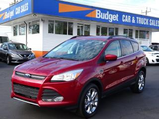 Used 2014 Ford Escape EcoBoost, All Wheel Drive, Only 15,688 kms for sale in Vancouver, BC