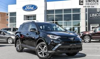 Used 2018 Toyota RAV4 LE for sale in Ottawa, ON