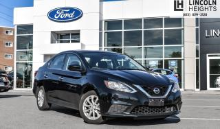 Used 2018 Nissan Sentra 1.8 SV - BACK UP CAMERA - SUNROOF - AUTO - POWER WINDOWS - CRUISE CONTROL for sale in Ottawa, ON